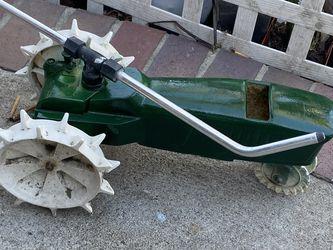Vintage lawn watering tractor for Sale in Lakewood,  CA