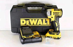 Dewalt 20v XR drill with case for Sale in Arlington, VA