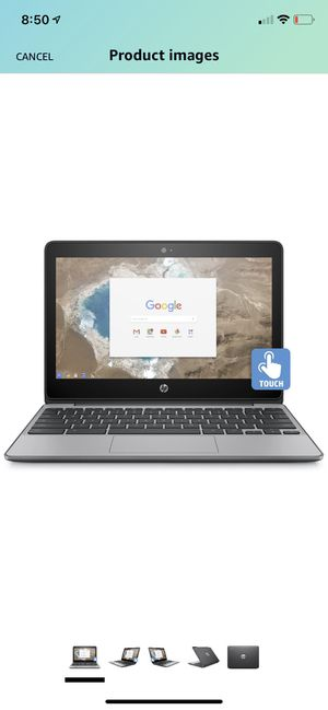 HP Touch Screen Chromebook Laptop for Sale in Las Vegas, NV