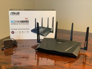 ASUS AC3100 extreme WiFi router for Sale in Richardson, TX