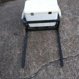 "4wheeler Cooler Rack. 11""×19"" for Sale in Baytown, TX"