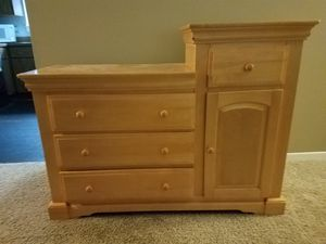 Changing table/dresser for Sale in Waterford Township, MI