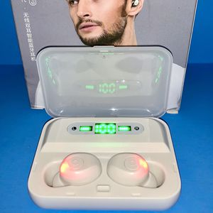 White F9 Wireless EarBuds for Sale in Norco, CA