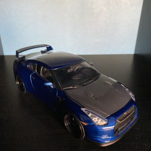 Fast And Furious 1:24 09 Nissan GT-R for Sale in Hayward, CA