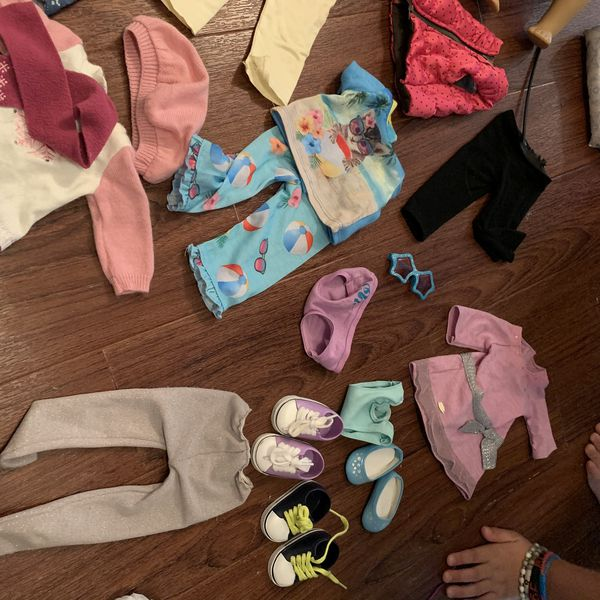 American girl and our generation doll clothing