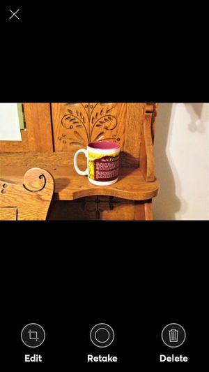 Footprints in the Sand Coffee Mug for Sale in Lynchburg, VA