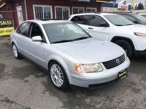 2001 VW Passat 4motion financing available for Sale in Tacoma, WA