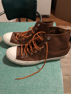 Converse Chuck Taylor All Star Limo Leather High Top Unisex for Sale in Alameda, CA