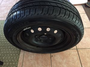Tire with Rim . New for Sale in Arlington, VA