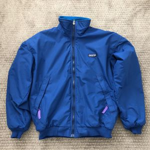 Patagonia Vintage 90's Shelled Jacket Size 10 for Sale in Chino Hills, CA