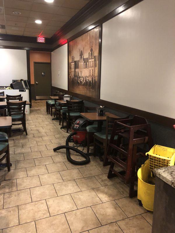 Restaurant Equipment 4 years old