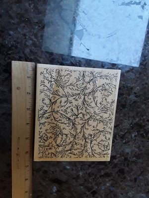 Stampin up large Background stamp for Sale in Castro Valley, CA