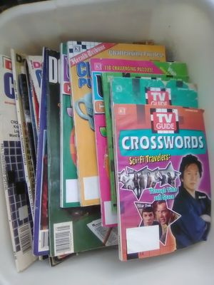 Crosswords and word challenges for Sale in Greensboro, NC