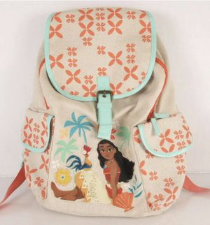 Moana school backpack for Sale in Garland, TX