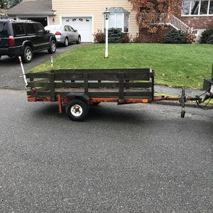 1995 Utility Trailer for Sale in Winchester, MA