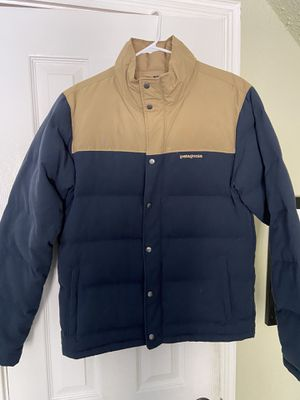 Patagonia Bivy Down Jacket - Men's Medium for Sale in Evergreen, CO
