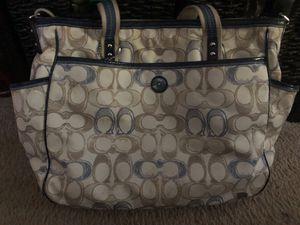 Coach Diaper Bag/Carrying Tote for Sale in Woodbridge, VA