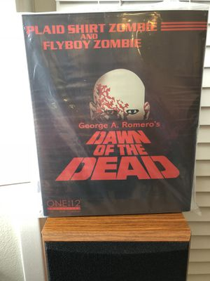 Mezco Dawn of the Dead Zombie Action Figure Pack for Sale in Tampa, FL