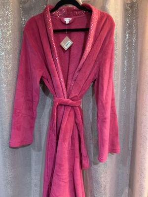 Plush robe size xl for Sale in Bellwood, IL