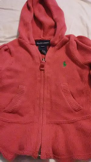 Girls Ralph Lauren Sweater for Sale in St. Louis, MO