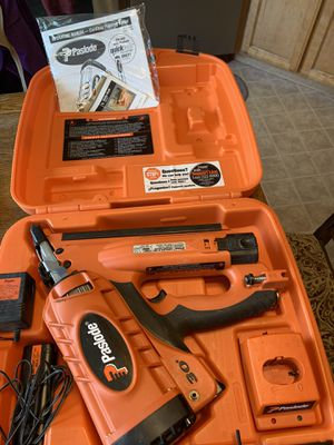Paslode nail gun. for Sale in Poway, CA