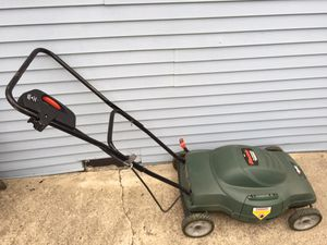 Electric corded lawn mower for Sale in Chicago, IL
