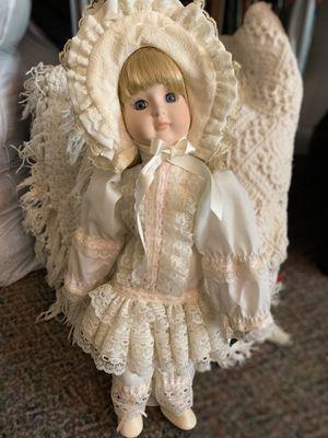 Antique doll for Sale in Alexandria, VA