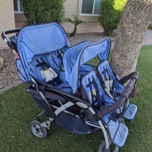 Quad Stroller $150 for Sale in Phoenix, AZ