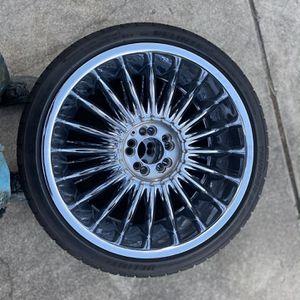 20inch Chrome Rims for Sale in Salisbury, NC