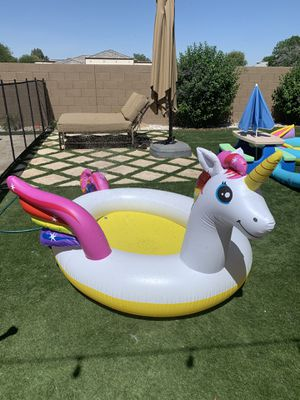 Unicorn sprinkler for Sale in Chandler, AZ