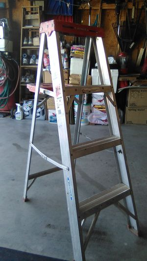 Werner 4 ft aluminum ladder. for Sale in Fernley, NV