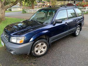 2005 Subaru Forester for Sale in Seattle, WA