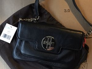 "Brand New Authentic Kate Spade ""Carina"" Purse Black Leather for Sale in Bristol, CT"