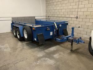6x12 heavy duty trailer for Sale in Fresno, CA