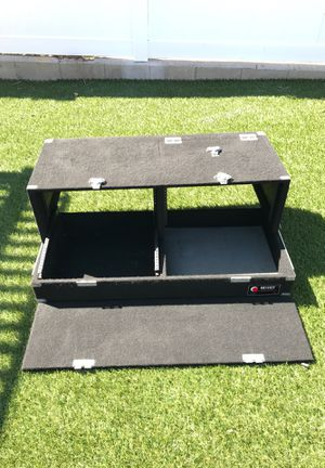 Odyssey carpeted DJ portable rack for Sale in Chula Vista, CA