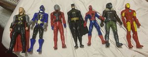 7 super heroes for Sale in Fort Worth, TX