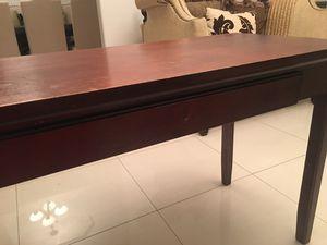 Wood Desk / Escritorio madera for Sale in Brownsville, TX