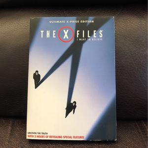 The X Files for Sale in Fairfax, VA
