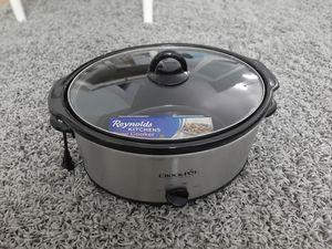 Crock pot slow cooker - large for Sale in Philadelphia, PA