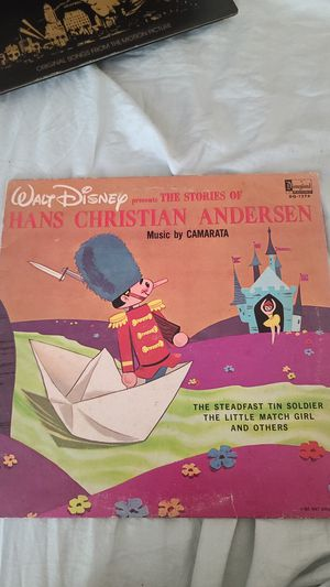 1965 Walt Disney record for Sale in Columbus, OH