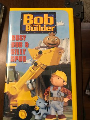 Bob the Builder VHS 📼 for Sale in Covina, CA