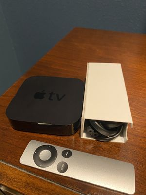 Apple TV 3rd generation -make offer for Sale in Perrysburg, OH