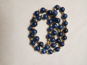 1/20 jf 14k vintage lapis choker for Sale in Woodbridge, VA