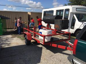 BBQ Trailer for Sale in Manvel, TX
