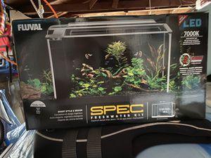 Fluval spec advanced freshwater tank for Sale in Sacramento, CA