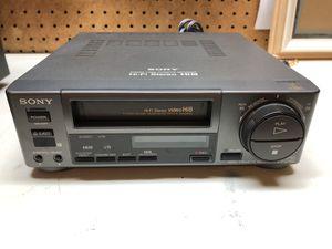Sony Stereo Video Cassette Recorder Hi-Fi Hi8 EV-C100 for Sale in Kirkland, WA
