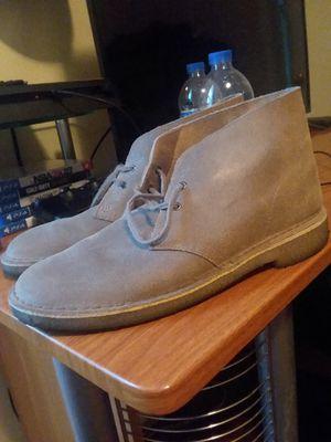 Men's Clarks Desert Boots for Sale in Dallas, GA