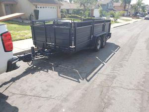Car trailer / utility trailer for Sale in Moreno Valley, CA