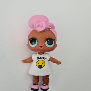 LOL Surprise L.O.L Doll GRUNGE GRRRL GIRL BABY CONFETTI POP Big SIS Preowned for Sale in St. Petersburg, FL