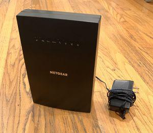 NETGEAR NIGHTHAWK X65 WIFI ROUTER WORKS GREAT! for Sale in HUNTINGTN BCH, CA